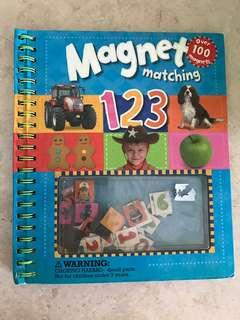 Educational Magnetic book