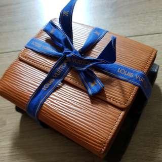 🧡LV Epi Cowhide Leather Wallet (Code: SL11)