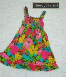 Oshkosh 3yrs dress