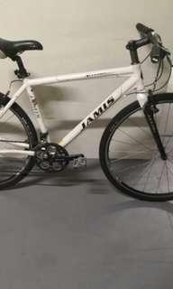Jamis 2x9 Speed Flat bar road bike