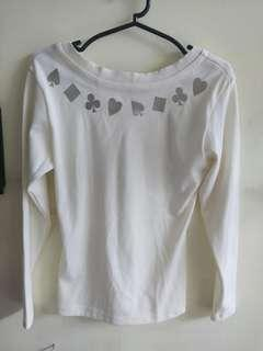 Tops (dirty white)