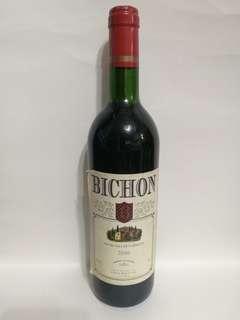 法國紅酒一支