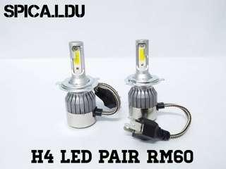 Head light H4