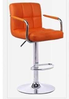 🚚 High Chair with cushion sitting adjustable height 60-80cm