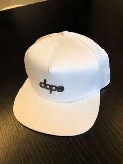 Dope帽子 可調整 9.9成新