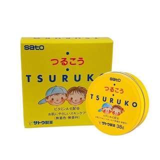 [包平郵] 佐藤製藥 嬰孩專用潤膚膏 38克 日本