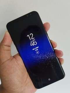 Samsung Galaxy S8+ Mines Baca