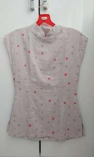 Cheong Sam top size S