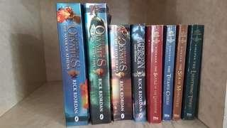 🚚 PERCY JACKSON AND THE HEROES OF OLYMPUS