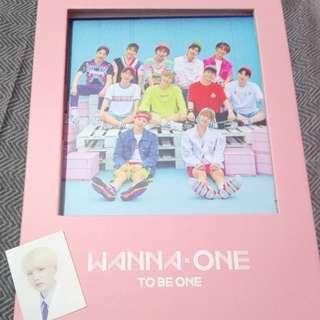 Wanna one to be one pink version lee daehwi inclusion