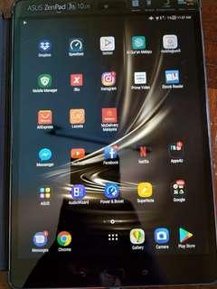 Asus Zenpad 3S 10 LTE Tablet 2K display Hexa core