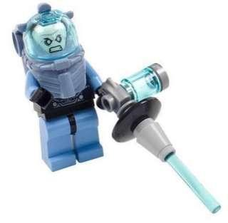 Lego DC Super Heroes 76000 Mr. Freeze