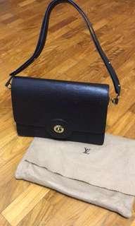 🚚 Louis Vuitton black Epi
