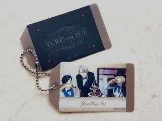 Yuri on ice! Ball keychain