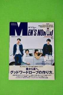 [Men's non-no]2015六月號-坂口健太郎