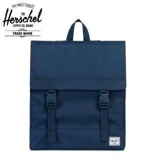 Herschel Survey Backpack 背囊 背包 藍色 navy