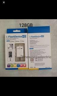 🚚 2 in1USB I Flash Drive 128GB , Android and IOS iPhone