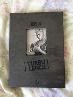 GOT7 Flight Log: Turbulence Album (Jackson Ver) NO PC