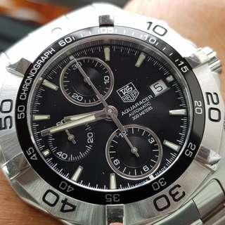 Tag Heuer Aquaracer CAF2110 size 41mm 99% condition