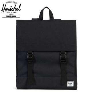 Herschel Survey Backpack 背囊 背包 黑色 black