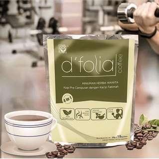 Dfolia Coffee by Sendayu Tinggi