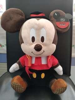 新加坡機場限定 Mickey Mouse 米奇老鼠公仔