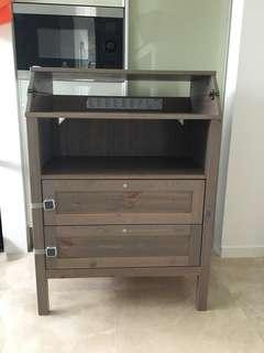 🚚 Ikea Sundvik Chest of Drawers/Changing Table