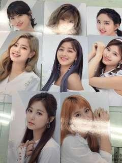 [LOOSE] BDZ REPACKAGE LIMITED PHOTOCARD TWICE