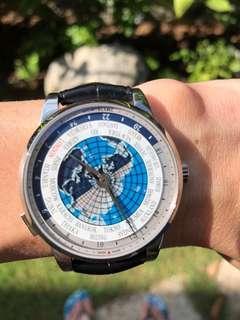 Mont Blanc Orbis Terrarum 'world time'