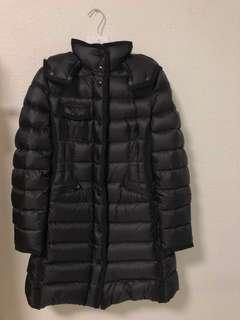 Moncler hermine down jacket