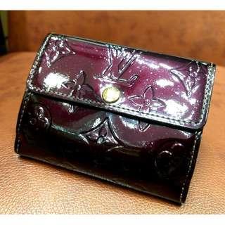 Authentic Louis Vuitton card & coins bag