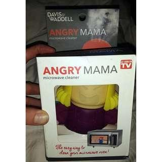 Angry mama microwave cleaner NEW in box