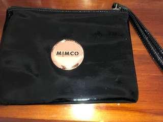 MIMCO medium size pouch.