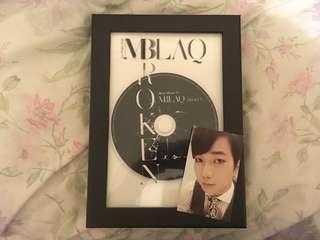 MBLAQ - Broken Album w/ G.O PC