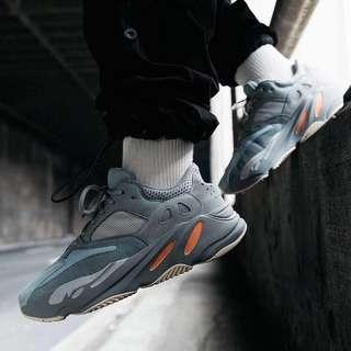 Instock US7-12 Adidas Yeezy Boost 700 INERTIA