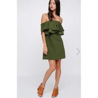 🚚 Theora Off Shoulder Dress