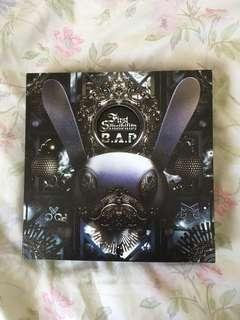 B.A.P - First Sensibility Album [NO PC]