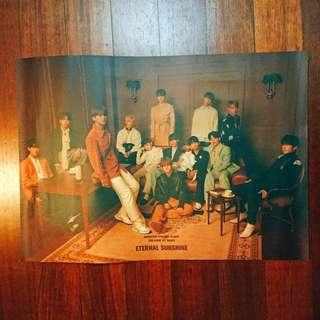 (WTS) SEVENTEEN - YOU MAKE MY DAWN POSTER