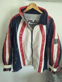 Fila ski jacket nice colour casual winter autumn