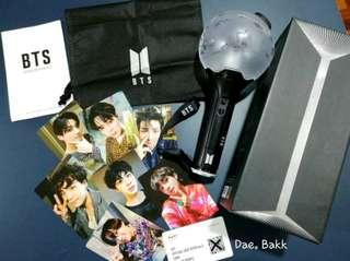 (Ready Stock) BTS OFFICIAL ARMY BOMB LIGHTSTICK VER.3