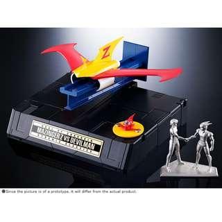 Bandai Soul of Chogokin GX-70VS Mazinger Z D.C. VS Devilman Option Set