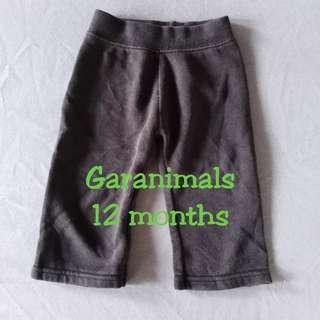 🥓Garanimals Black Baby Pants