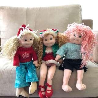 Dolls (Pretty & Perky)