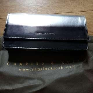 🚚 Charles & Keith Long Wallet (Code: SL14)