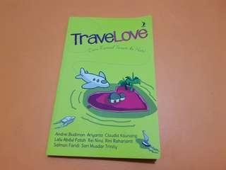Buku novel Travelove