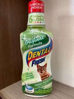 Dental fresh original formula 237ml