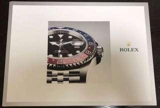 rolex catalogue 2018-2019 書