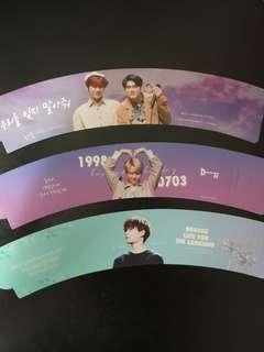 WTT/LF cupsleeve pvc wanna one
