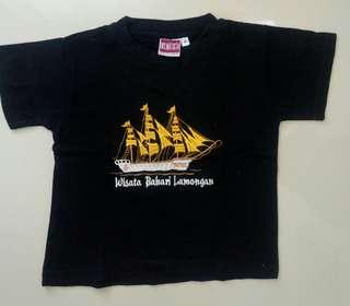 Kaos Anak WBL