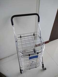 Shopping Trolley at admiralty